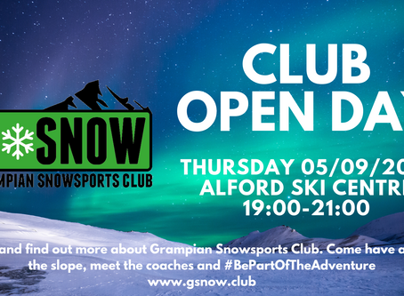 Club AGM and Club Open Evening