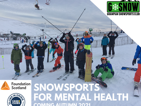 Snowsports for Mental Health