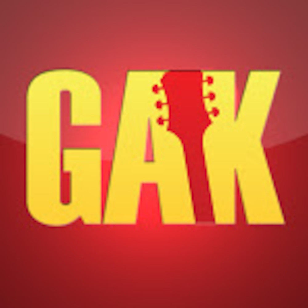 the gak guitar shop podcast podcast