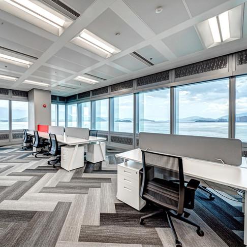 Bank of China office Hong Kong by YO Design