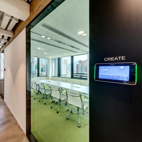 Danone Hong Kong office design & build by YO Design