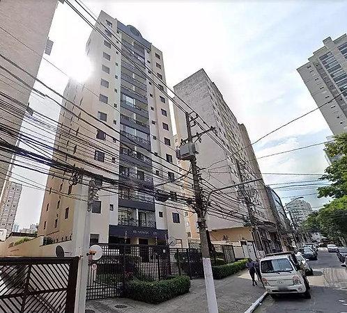 Apartamento com 50,26m² e 01 vaga na Vila Mariana - São Paulo, SP