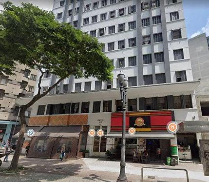 Apartamento com 55m² na República - São Paulo, SP