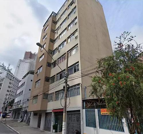 Apartamento com 28,65m² na Bela Vista - São Paulo, SP