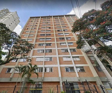 Apartamento com 115,54m² e 01 vaga no Brooklin - São Paulo, SP