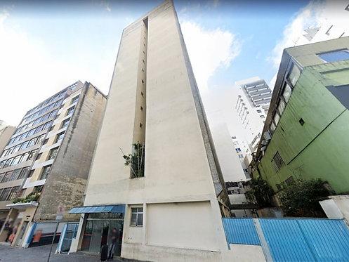 Apartamento com 39m² (Unidade 801) na Bela Vista - São Paulo, SP