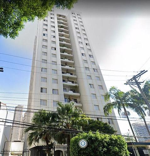 Apartamento com 126,30m² e 01 vaga no Campo Belo - São Paulo, SP