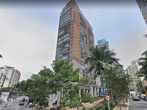 Apartamento com 47m² e 01 vaga em Moema - São Paulo, SP