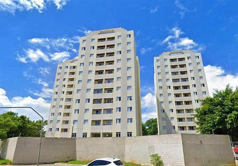 Apartamento com 61,78m² e 01 vaga no Jaguaré - São Paulo, SP