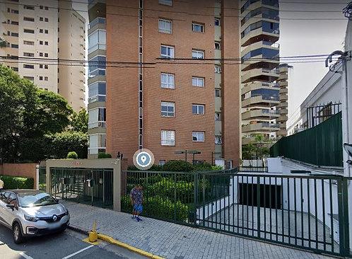 Apartamento com 139,35m² e 01 vaga no Tatuapé - São Paulo, SP
