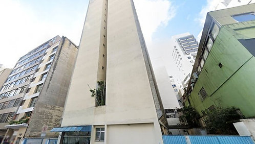 Apartamento com 39m² (Unidade 904) na Bela Vista - São Paulo, SP
