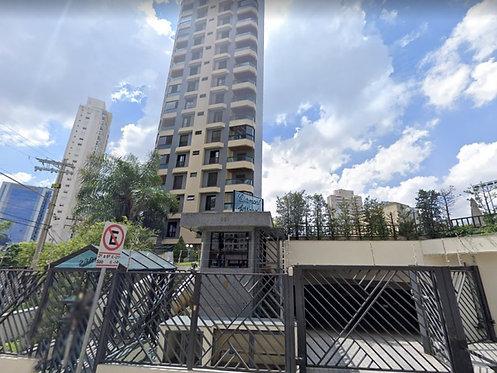 Apartamento com 126m² e 02 vagas em Santo Amaro - São Paulo, SP