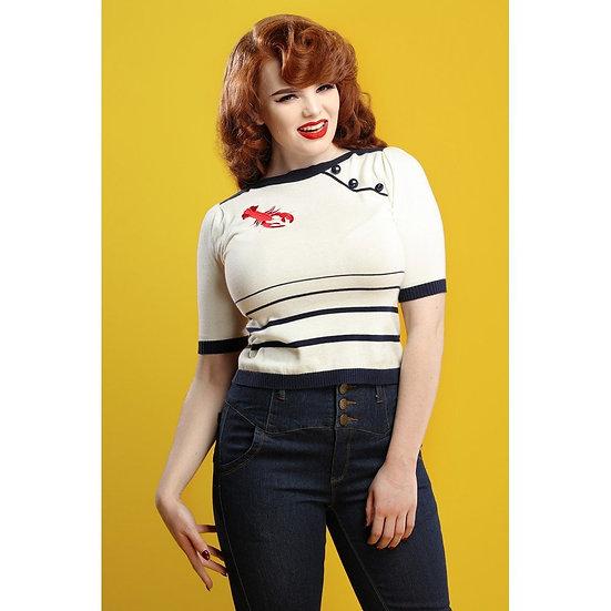 Collectif Rebel Kate Jeans. Black
