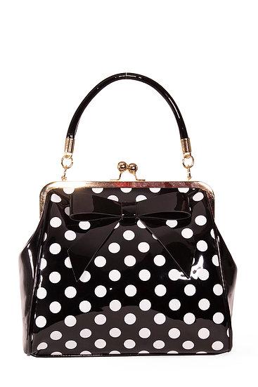 American Patent Polka Handbag