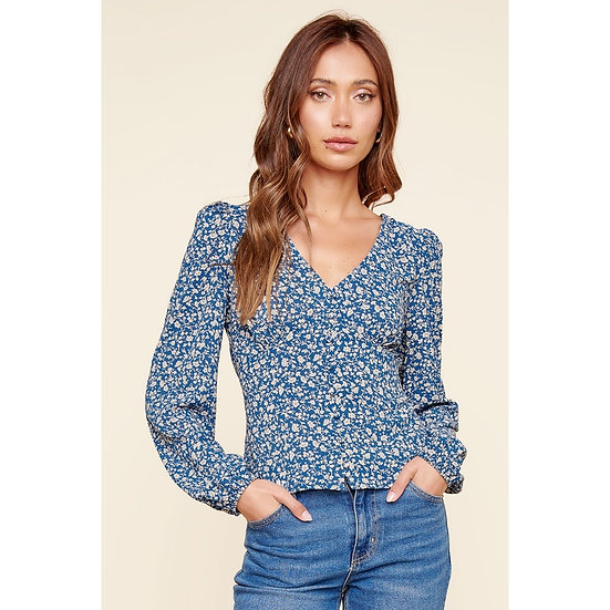 Sugarlips Floral Blouse