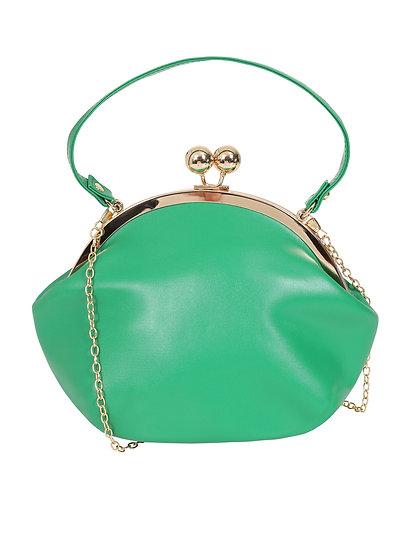 Elegant Emerald Bag