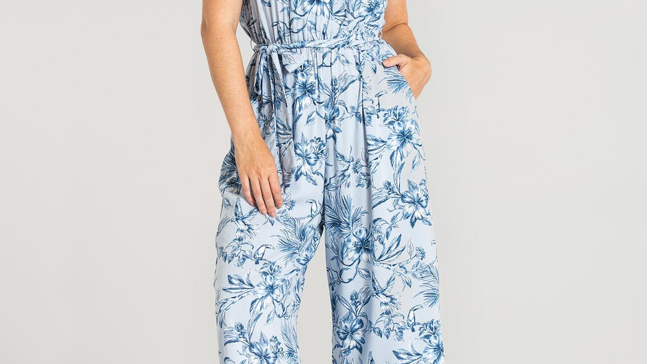 Hell Bunny Jumpsuit