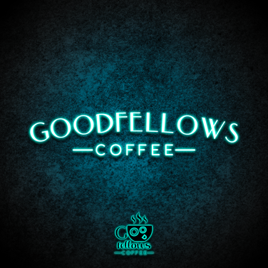 Goodfellows Coffee Logo Design