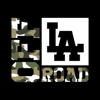 Off Road LA Logo Design