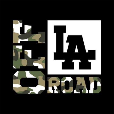 Off Road LA Logo Design
