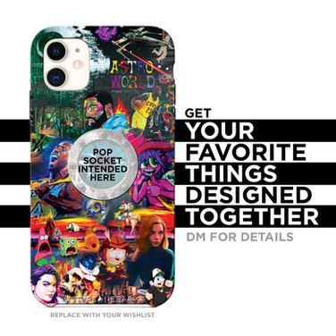 These Are A Few of My Favorite Things iPhone Case