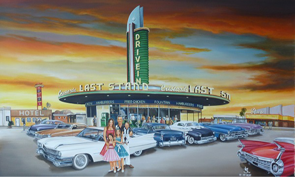 DREAM OF THE FIFTIES