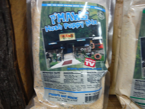 P'Maws Hush Puppy Mix - 1 lb.