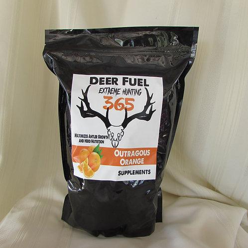 Deer Fuel Extreme Hunting 365 supplements -Outragous Orange