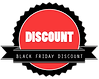 Black Friday Discount Prize Wreath 3