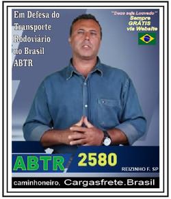 Fundador e Presidente ABTR 2580