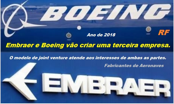 Embraer x Boeing