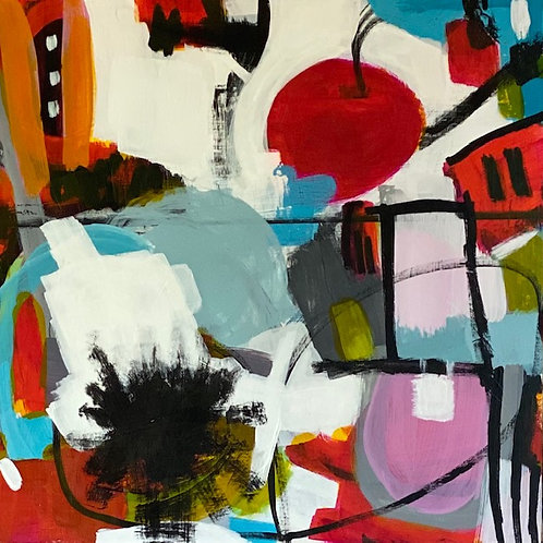 """Cherry Bomb"" - Joan Jett Series"