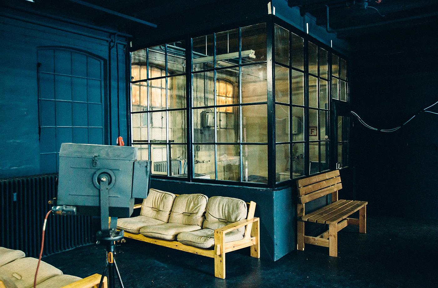 Theater in der Marzipanfabrik