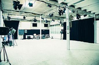 ISDF, Institut für Schauspiel, Drama und Film Hamburg, Bühne 2, White Hall