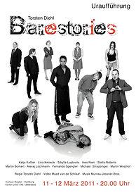 Monsun Theater Hamburg, Bar(e)stor(i)e(s) von Torsten Diehl, Regie Torsten Diehl Eine Produktion des ISDF
