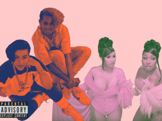 Editorial: Things the rap girls are doing: That!