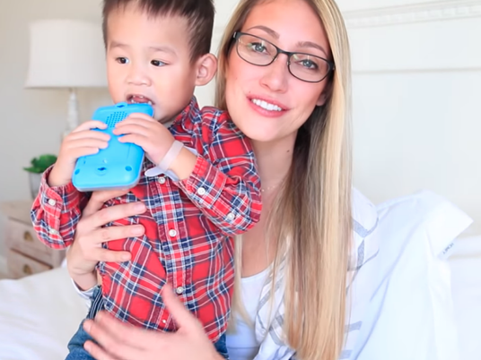 Mother rehomes her adopted autistic son
