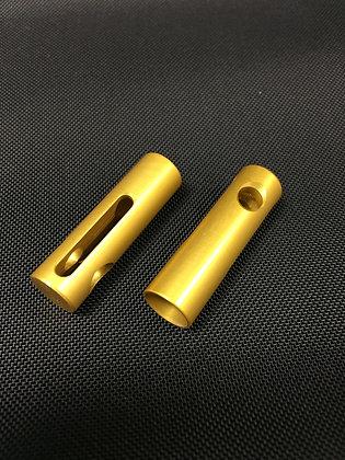 Top Pins aluminum (pair)