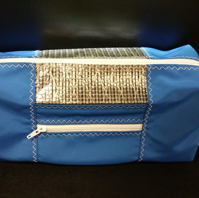 Blue Toiletry Bag