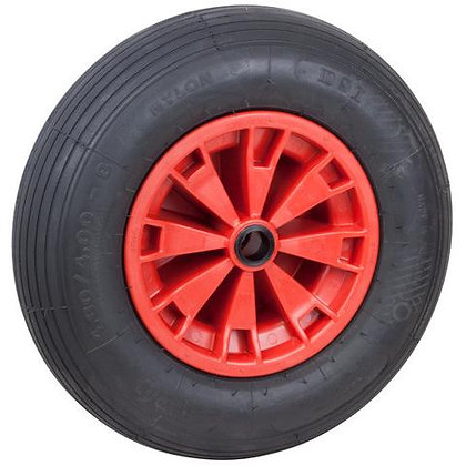 Dolly wheel inflatable Optiparts