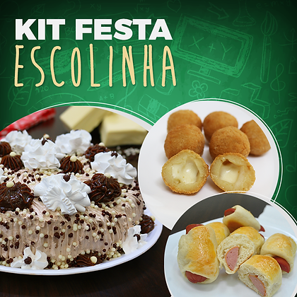 Kit Festa Escolinha #01