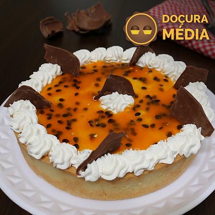 Torta Ganache de Maracujá