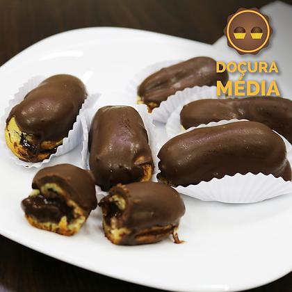 Mini Bombinha de Chocolate (25 Un.)