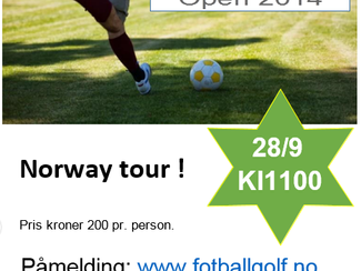 Norgescup på Heiatoppen - SKAARET Open