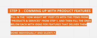 Screenshot workshop step 3