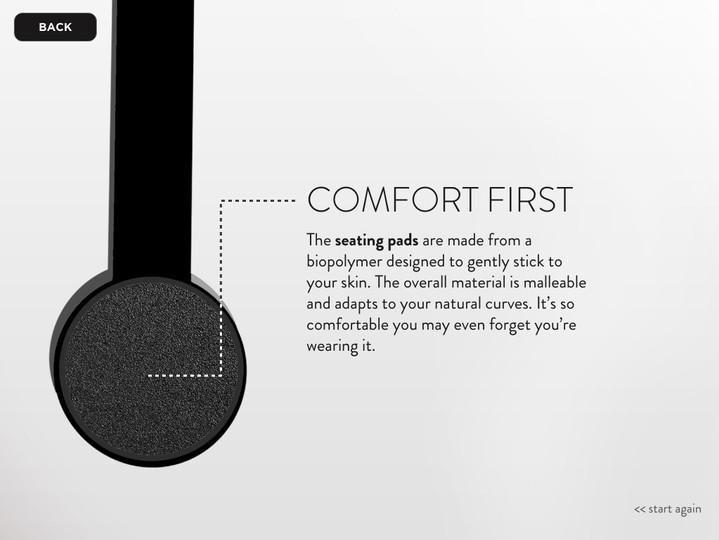 Details of final device concept