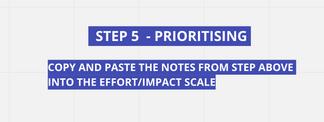 Screenshot workshop step 6