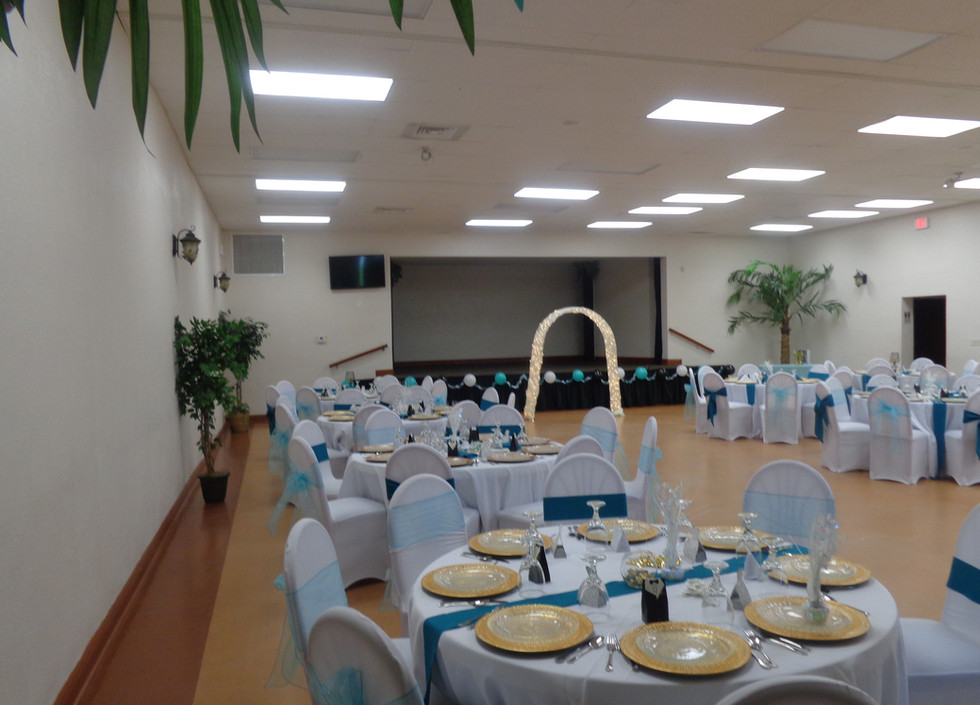 Clubhouse Ballroom