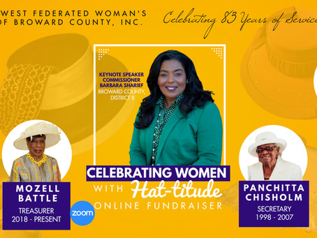 Celebrating Women with Hat-titude