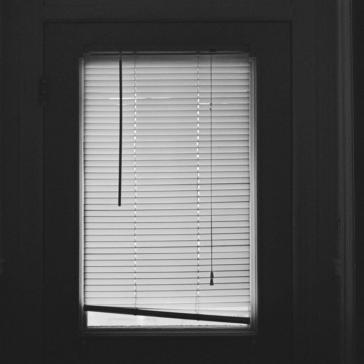 Window with Roller Shade